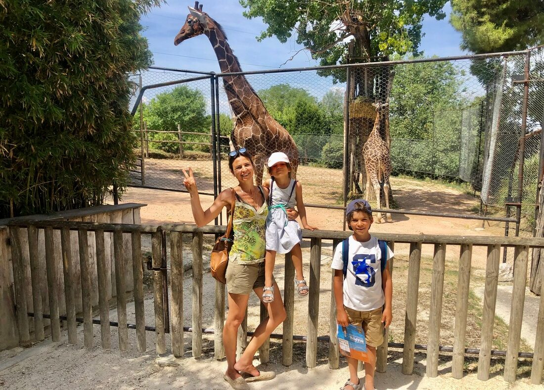 Animali Parco zoo di Falconara